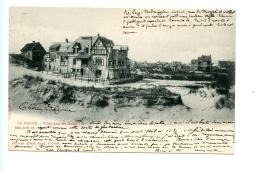 La Panne - Villas Dans Les Dunes II /Albert Sugg - Série 41 N. 13 - De Panne