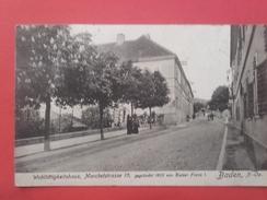 AK Baden Bei Wien Kaiser 116 - Baden Bei Wien