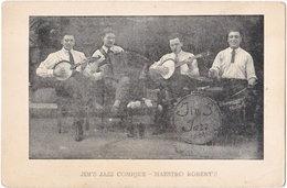 JIM'S JAZZ COMIQUE. Maestro Robert's - Musique Et Musiciens