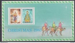 Sri Lanka 1985 Christmas M/s ** Mnh (34288) - Sri Lanka (Ceylon) (1948-...)
