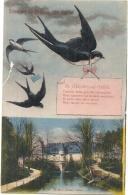 -51- CHALONS SUR MARNE  Souvenir De - Carte Peu Courante -cette Carte Est En Parfait état (plaque D'impression Félée) - Châlons-sur-Marne