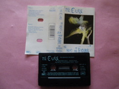 THE CURE K7 AUDIO VOIR PHOTO...ET LIRE IMPORTANT...  REGARDEZ LES AUTRES (PLUSIEURS) - Cassettes Audio