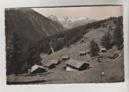 CPSM MARTIGNY (Suisse-Valais) - COL DES PLANCHES 1409 M Café HENCHOZ TORNAY Propriétaire - VS Valais