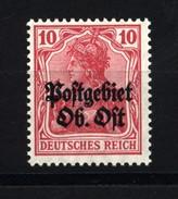 Ober-Ost,5b,xx,gep. - Besetzungen 1914-18