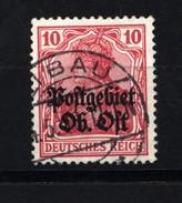 Ober-Ost,5b,o,gep. - Besetzungen 1914-18