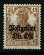 Ober-Ost,6,xx - Besetzungen 1914-18