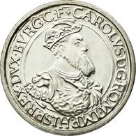 Monnaie, Belgique, 5 Ecu, 1987, Bruxelles, SUP+, Argent, KM:166 - 12. Ecus