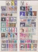 VATICANO - Papa Paolo VI - 1963/78 Collezione Cpl. Di P.O.+P.A.+EX+Tasse+1BF Usati Perfetti - Collections
