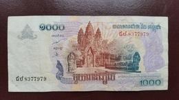 CAMBODGE : 1000 Riels 2007 - Cambodia