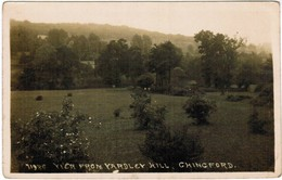 Essex, View From Yardley Hill, Chingford (pk32585) - England