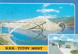 KRK, Titov Most - Croatia