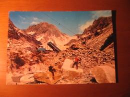 CARRRARA CAVE DI MARMO ANIMATA     B -   53 - Carrara