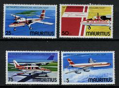 1977 - MAURITIUS - Catg.. Mi. 432/435 - NH - (I-SRA3207.6) - Mauritius (1968-...)