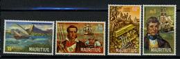 1972 - MAURITIUS - Catg.. Mi. 387/390 - NH - (I-SRA3207.7) - Mauritius (1968-...)