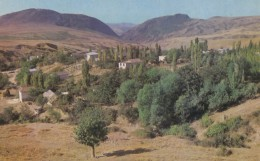 CPA -  Shemakha ( Samaxi ) - Landscape - Azerbaïjan