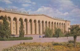 CPA -  Kirovabad ( Gandja ) - Lenin Square - Azerbaïjan