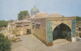 CPA -  Kirovabad ( Gandja ) - Mosque Mausoleum - Azerbaïjan