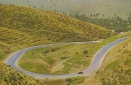 CPA - The Akhsuin Pass - Azerbaïjan