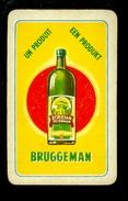 Speelkaart ( 0212 ) 1 Losse Kaart - Publicité Reclame  Wijn Likeur Liqueur Distillerie Stokerij -  BRUGGEMAN - JOKER - Barajas De Naipe