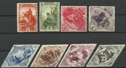Touva 39/49 * Charnela. 1934 - Tuva