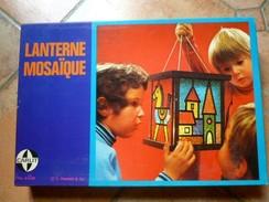 Jeu Educatif - LANTERNE MAGIQUE - CARLIT - Années 70 - Giochi Di Società