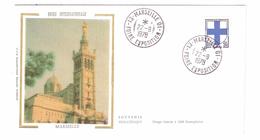 Lettre Avec Cachet FOIRE EXPOSITION Internationale MARSEILLE 1978, Sur Timbre BLASON , TB