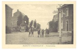 Cpa Belgique - Blegny Trembleur - Troisfontains - Blégny