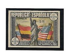 ESPAÑA 1938 Ed 765s MH E058 - 1931-Hoy: 2ª República - ... Juan Carlos I