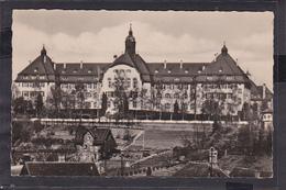 S56 /   Backnang Seminar / Jahrhundertstempel Datum 5.5.55 - Backnang