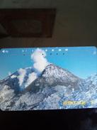 JAPON VOLCAN VOLCANO 105U UT - Volcanos