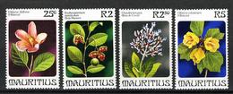 1981 - MAURITIUS - Catg.. Mi. 507/510 - NH - (I-SRA3207.8) - Mauritius (1968-...)