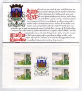 Portugal Booklet Portuguese Castles And Coats Of Arms Af 57 OG MNH** (T) - Booklets