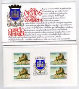 Portugal Booklet Portuguese Castles And Coats Of Arms Af 58 OG MNH** (T) - Booklets