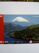JAPON VOLCAN VOLCANO 3000U UT - Vulkane
