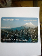 JAPON VOLCAN VOLCANO 1000U UT - Vulkane
