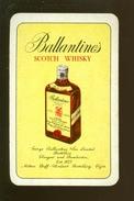 Speelkaart ( 0238 ) 1 Losse Kaart - Publicité Reclame  Wijn Likeur Liqueur Distillerie Stokerij - Scotch Whisky - Barajas De Naipe