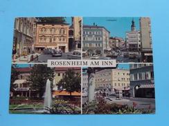 ROSENHEIM Am INN ( Andres ) Anno 1973 ( Zie Foto Voor Details ) !! - Rosenheim