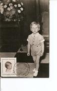 Luxembourg - Prince Henri ( CM De 1957 à Voir) - Maximum Cards