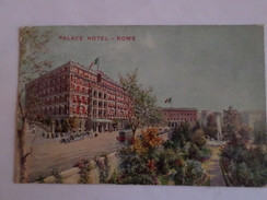 Rome  Palace Hotel - Italy
