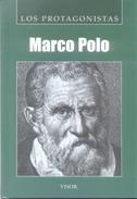 MARCO POLO LIBRO BIOGRAFIA LOS PROTAGONISTAS PRIMERA EDICION CINCO EDITORES 96 PAGINAS AÑO 2004 DIRIGIDO POR CARLOS - Biographies