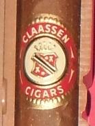 Claassen CHURCHILL 19cm Cigar - Sigarenbandjes