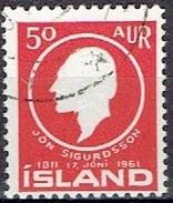 ICELAND #  FROM 1961 STAMPWORLD 350 - 1944-... Republik