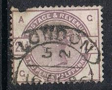 GRANDE BRETAGNE N°79 - Used Stamps