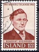 ICELAND #  FROM 1961 STAMPWORLD 357 - 1944-... Republik
