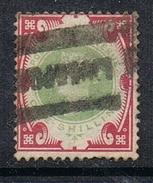 GRANDE BRETAGNE N°104 - Used Stamps