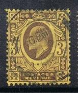 GRANDE BRETAGNE N°111 - Used Stamps