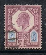 GRANDE BRETAGNE N°113 - Used Stamps