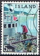 ICELAND #  FROM 1963 STAMPWORLD 371 - 1944-... Republik