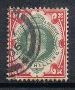 GRANDE BRETAGNE N°117 - Used Stamps