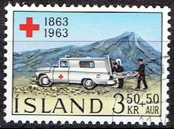 ICELAND #  FROM 1963 STAMPWORLD 377 - 1944-... Republik